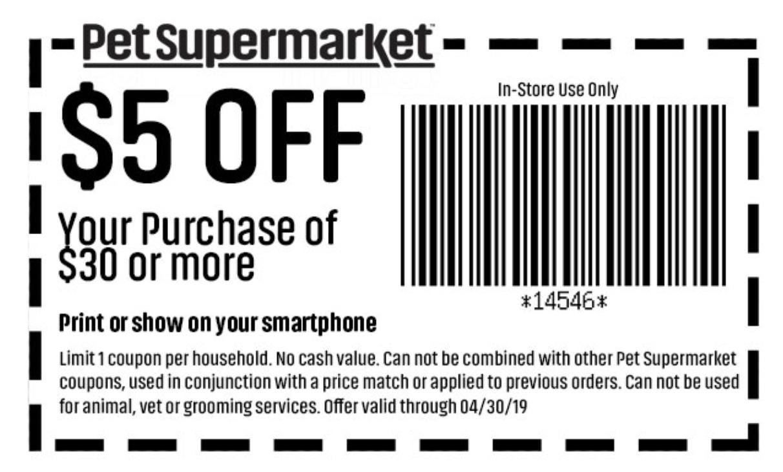 natural balance printable coupons 2019