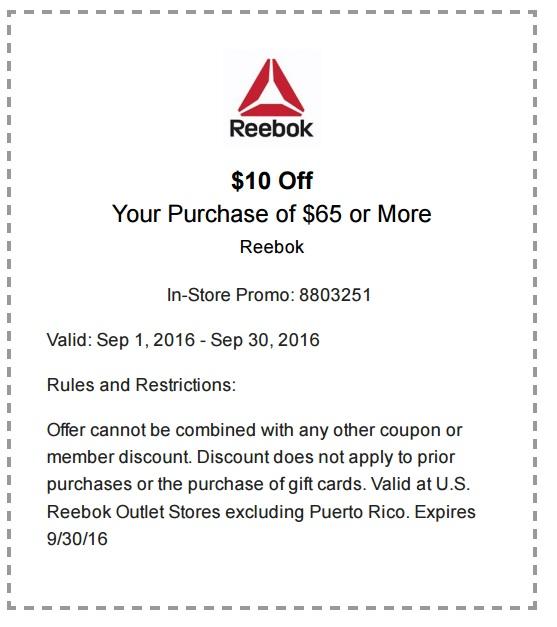Reebok coupons printable coupons for American frame coupon code