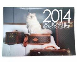 Free 2016 FashionPhile Calendar (Handbags)