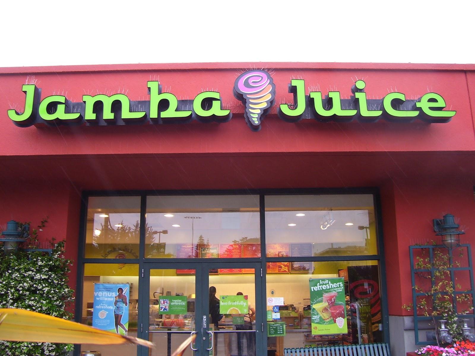 graphic regarding Jamba Juice Printable Coupon known as Jamba Juice Coupon codes -