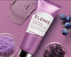 Free Elemis Superfood Berry Boost Mask Sample