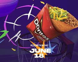 Free Taco Bell Doritos Locos Taco On June 18th