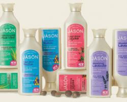Free Jason Body Wash & Deodorant