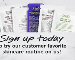 Free Kiehl's Skincare Samples