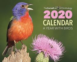 Free 2020 Cornell Lab A Year with Birds Calendar