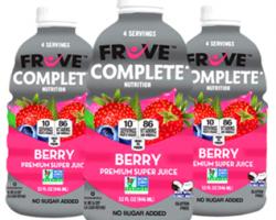 Free FrUve Complete Super Juice