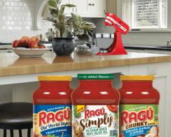 RAGÚ Dream Kitchen Giveaway (Over 22,000 Winners!)
