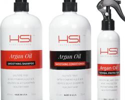 Free HSI Argan Oil HairCare Samples