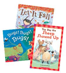Free Scholastic Books for Preschool-aged Kids