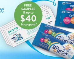 Free Similac Go & Grow Samples