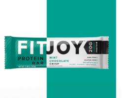 Free Fit Joy Protein Bar