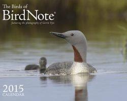 2016 Birds of Washington Calendar