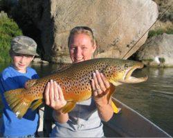 Free Fishing Guide & Sticker For Casper (Wyoming)
