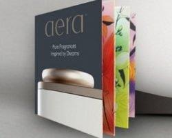 Free Aera Leaflet Fragrance Sampler Packs