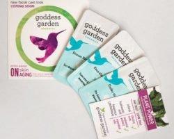 Goddess Garden Skin Aging Facial Product