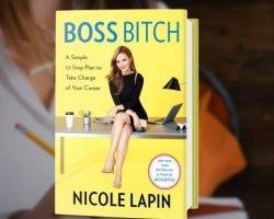 Free Copy Off Boss B*TCH By Nicole Lapin