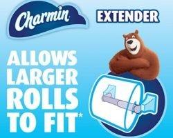 Free Charmin Roll Extenders
