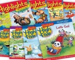 Free Highlights Childrens Books