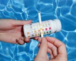 Free Portable Pool Test Kit