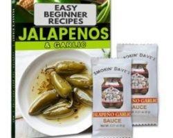 Free Jalapeno Garlic Sauses and Recipes book