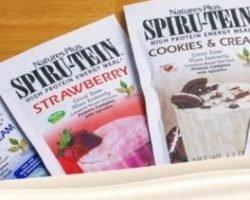 Free Spiru-Tein Powdered Mix Shake Samples