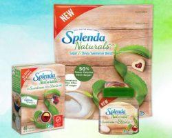 Free Splenda Naturals Sweetener Packets