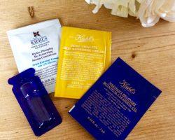 Kiehls – 4 Free Skincare Product Samples