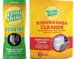 Future Lemi Shine Dishwashing Soap & Detergent Samples