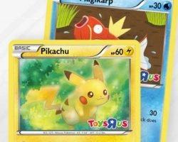 Toysrus – Free Pokemon Cards, Activity Books & Posters (Feb-27)