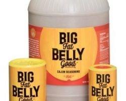 Cajun Seasoning Samples From Big Fat Belly