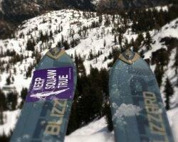 Free Skier & Snowboarder Stickers