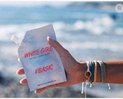White Girl Sunscreen Product Sample