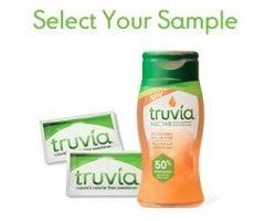Free Truvia Calorie Sweetener Product